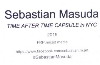 Sebastian Masuda, artist