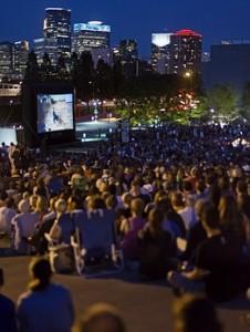 cat video festival crowd