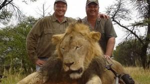 dentist Walker lion killer